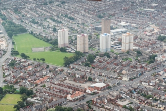 Queens Park Estate Re-Development